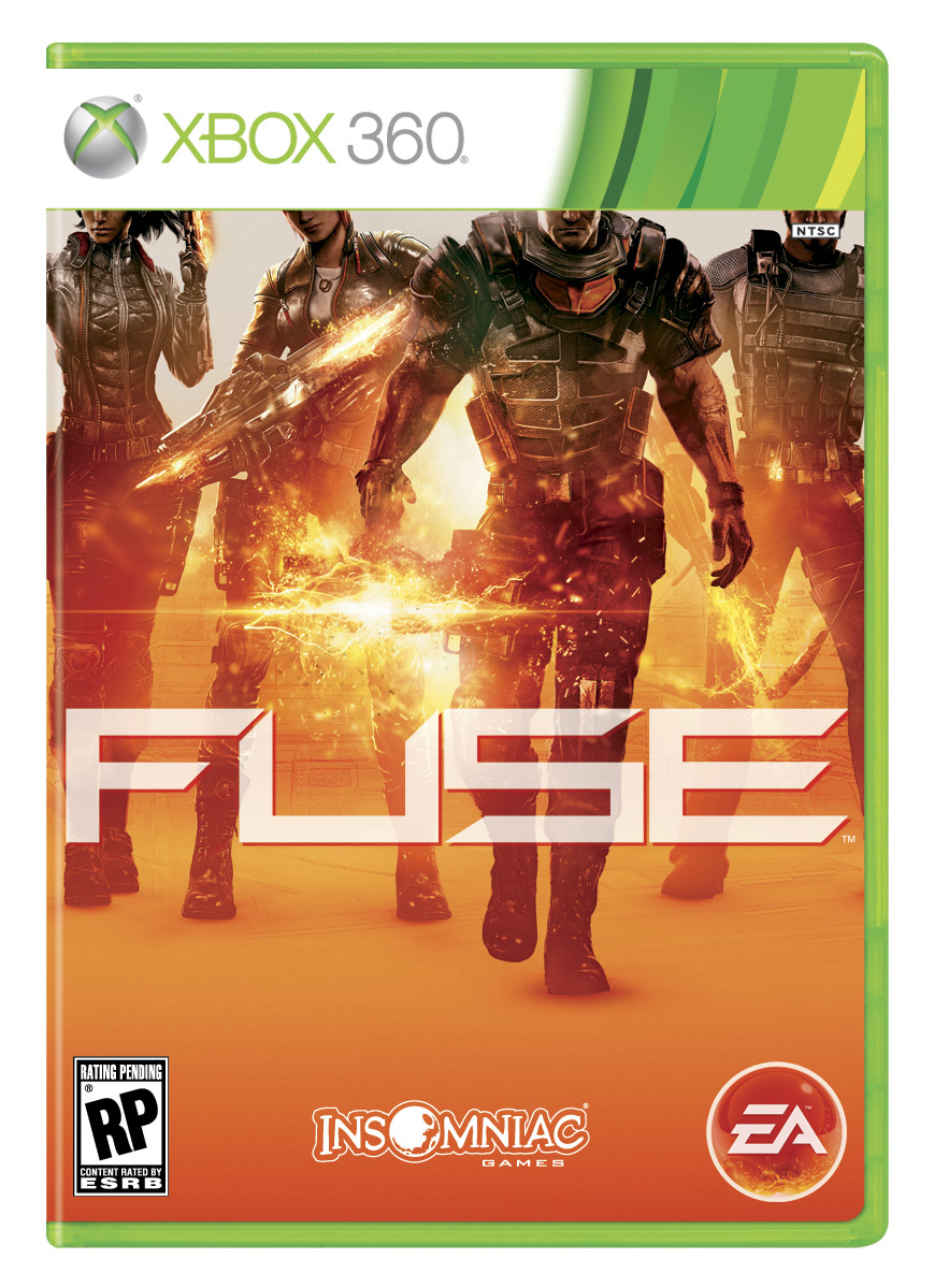 EA and Insomniac Games Launch 'Fuse' Digital Demo on May 7 ... Xbox Fuse Size on