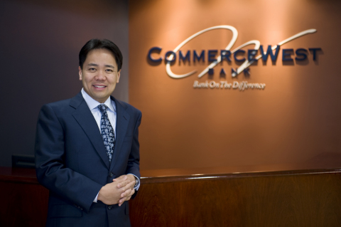 Ivo A. Tjan Chairman & CEO, CommerceWest Bank (Photo: Business Wire)