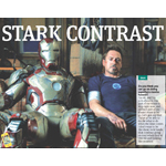 Blipp to become Iron Man (Graphic: Business Wire)