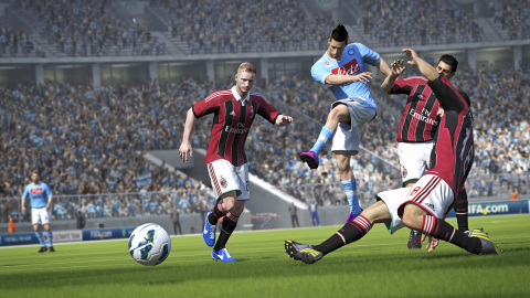 EA SPORTS and FIFA Extend Licensing Agreement Until 2022 (Photo: Business Wire)