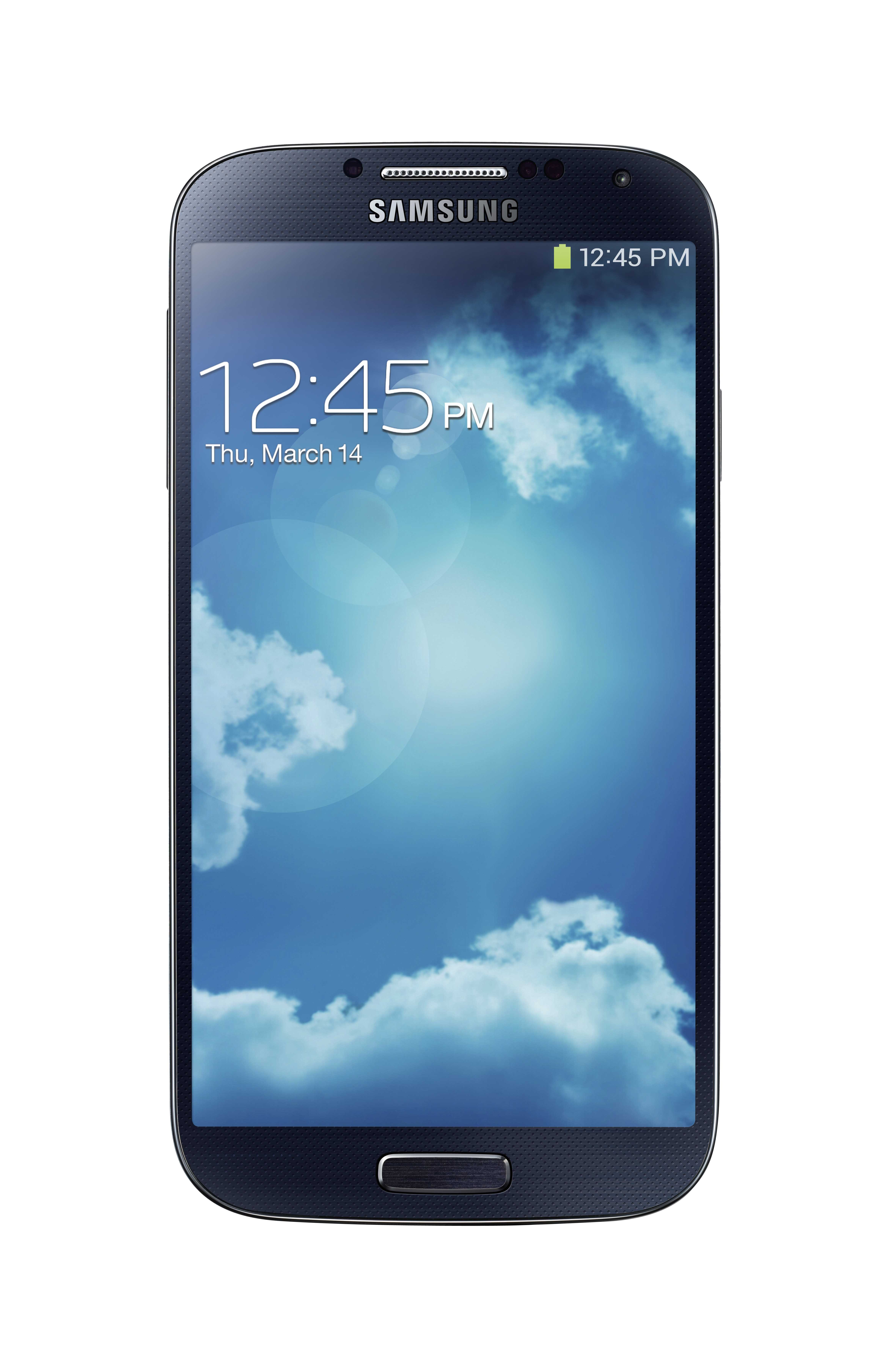 Staples announces the availability of the Samsung Galaxy(R) S 4, an innovative smartphone that lets users navigate their screen without even touching it, scroll through content simply by tilting it, and pauses recorded video when viewers look away from the screen. (Photo: Business Wire)