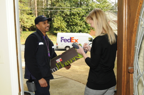 FedEx Express is teaming up with ProFlowers and Shari's Berries to deliver flowers and gifts on Mother's Day itself - Sunday, May 12. (Photo: Business Wire)