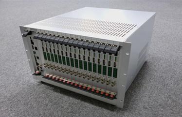 HEVC encoder (w 431 x d 496 x h 312 mm) (Photo: Business Wire)