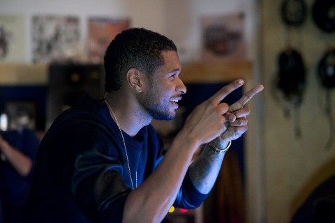 Global superstar and eight-time Grammy Award- winning artist, Usher is set to curate the concept, sc ...