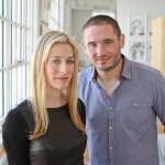 Victoria Brown and Peter Hopkins, co-founders of Big Think (Photo: Business Wire)