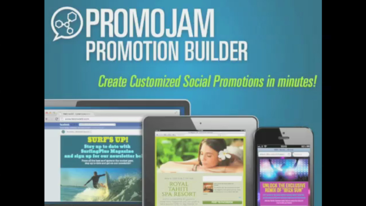 PromoJam Launches the Easiest to Use and Most Flexible Social Media ...