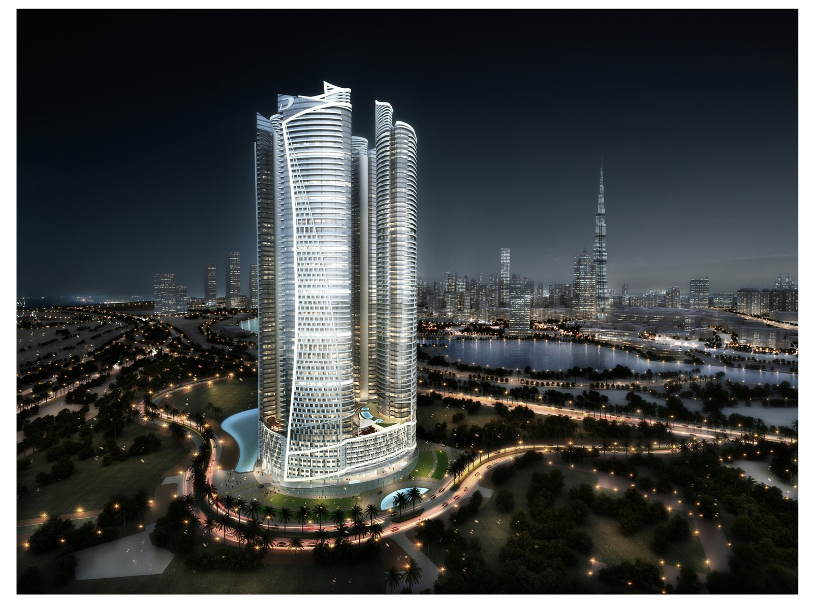Damac Towers By Paramount Brings Hollywood Glamour To Middle East Living And Hospitality Business Wire
