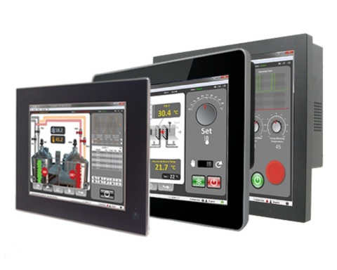 HMI Touch Panel PCs and Operator Interface Touch Panels (Photo: Business Wire)