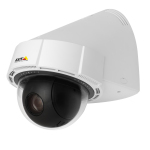 Uniquely designed HDTV-quality PTZ dome network camera blends into the building environment and uses direct drive technology to limit moving parts. See demo video for more. (Photo: Business Wire)