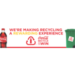Coca-Cola Recycle & Win Returns with Expanded Program (Graphic: Business Wire)