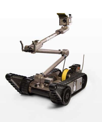 iRobot 510 PackBot (Photo: Business Wire)