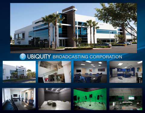 Ubiquity Irvine Facility (Photo: Business Wire)