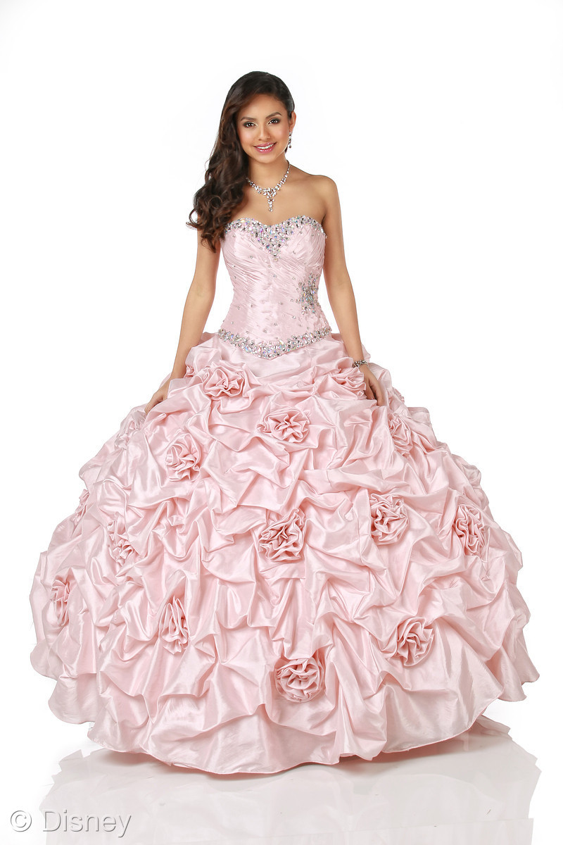1a1a235f52e Disney Celebrates the Princess in Every Young Latina With Launch of Disney  Royal Ball Quinceañera Dress Collection | Business Wire
