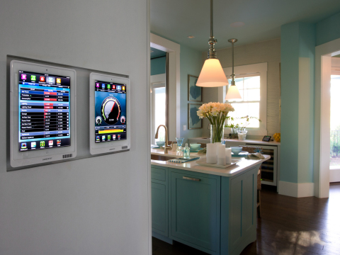 HGTV's Smart Home boasts the latest in home technology along with eco-friendly features and energy-efficient design. HGTV, HGTV Smart Home, and HGTV Smart Home Giveaway are trademarks of Scripps Networks, LLC. Used with permission; all rights reserved. Photo(c) 2013 Scripps Networks, LLC.