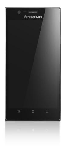Lenovo K900 Smartphone (Photo: Business Wire)