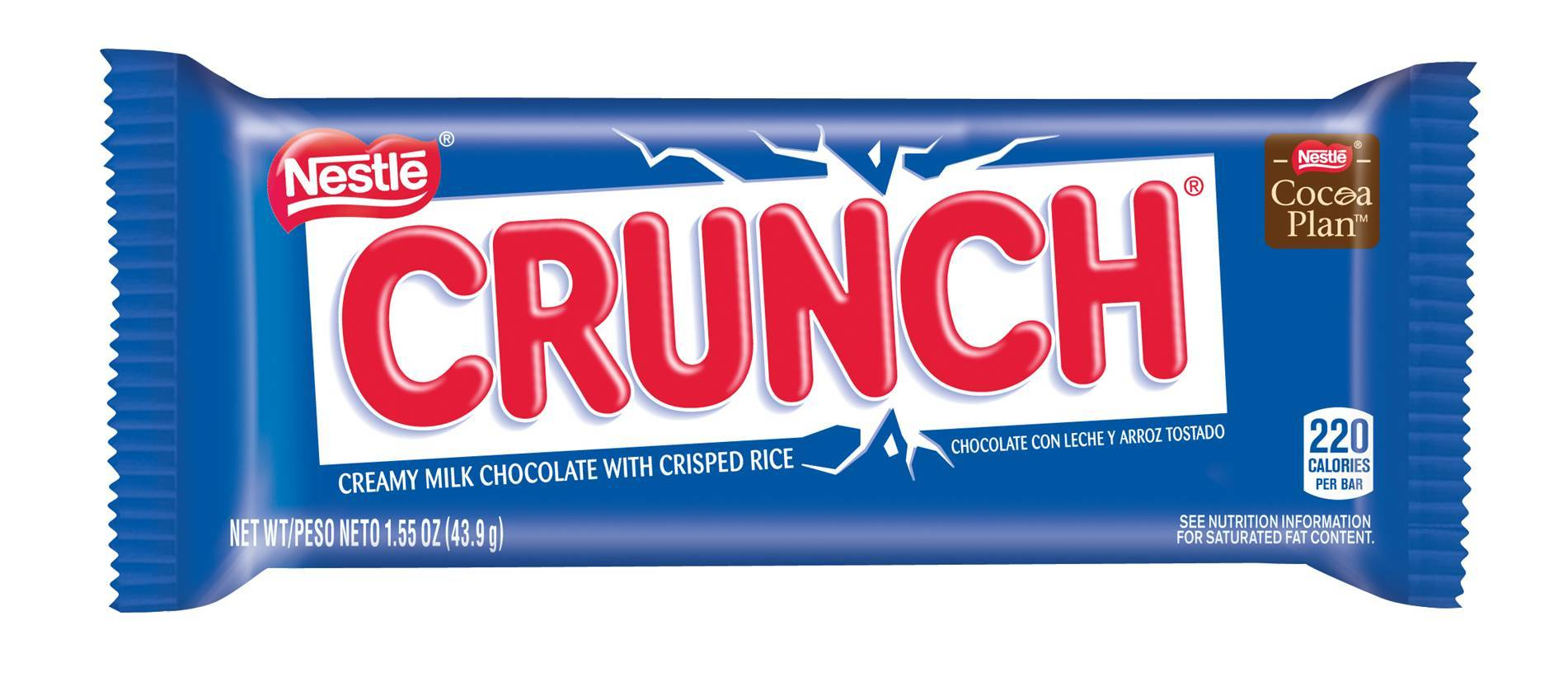 Ben noto Nestlé USA Sources 100% Certified Cocoa Beans for NESTLÉ® CRUNCH  KA27