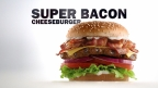 The Super Bacon Cheeseburger from Carl's Jr.(R) and Hardee's(R) (Graphic: Business Wire)