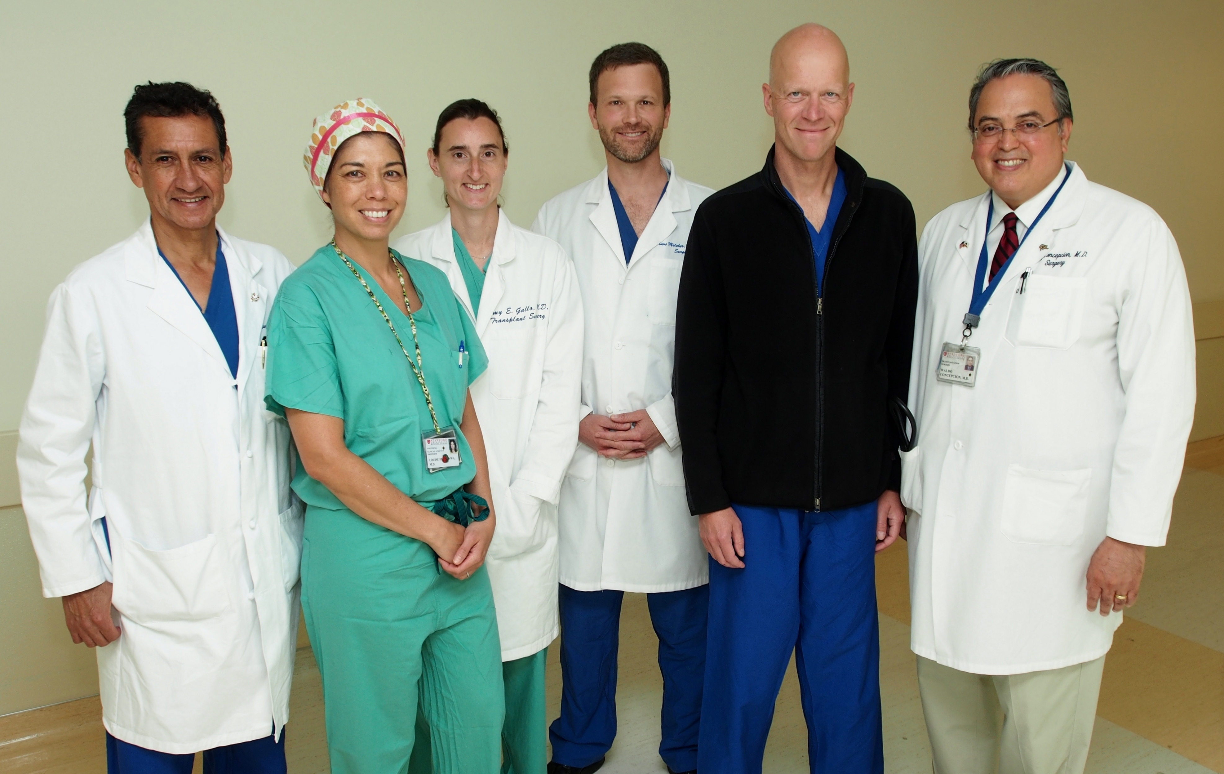 Five Transplants in 24 Hours Sets Packard Children's Record