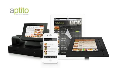 Aptito, all in one digital network (Graphic: Business Wire)