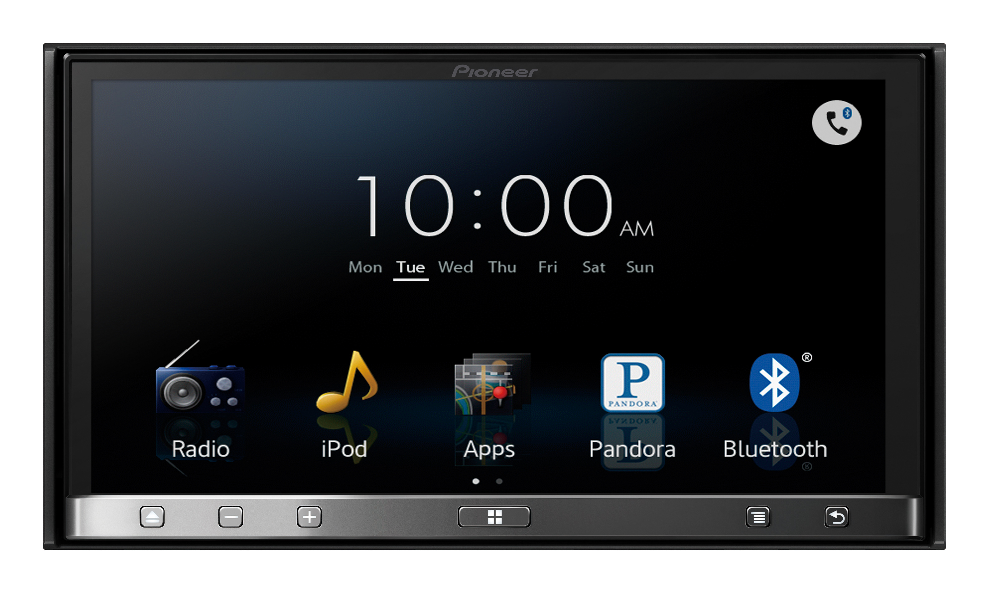 Pioneer AppRadio 3 (Photo: Business Wire)