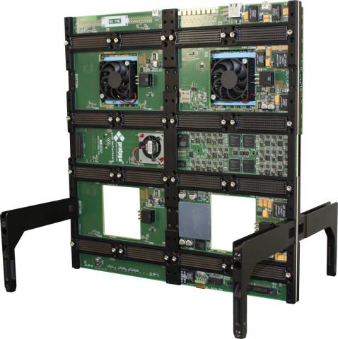 proFPGA Quad Virtex7 FPGA Prototyping System (Photo: Business Wire)