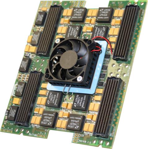 proFPGA Virtex 7 Mini FPGA Module (Photo: Business Wire)