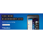 The BlackBerry Z10 from Cincinnati Bell is now available for purchase through its website and in Cincinnati Bell stores. (Photo: Business Wire)