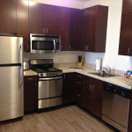 Hyatt House Minot offers real kitchens, as well as separate living and sleeping spaces. (Photo: Business Wire)