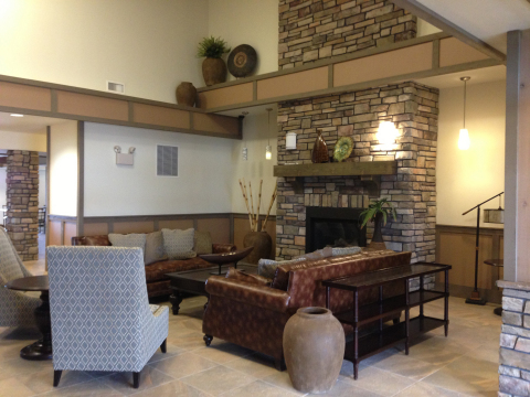 Hyatt House Minot provides travelers with a place they can live, not just stay. (Photo: Business Wir ...