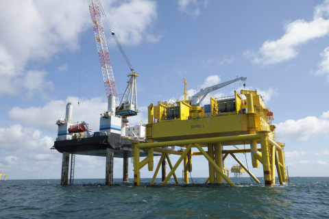 Offshore Wind Farm Operator BARD Engineering Stores Operating Data With A Storage Solution From Dell ...