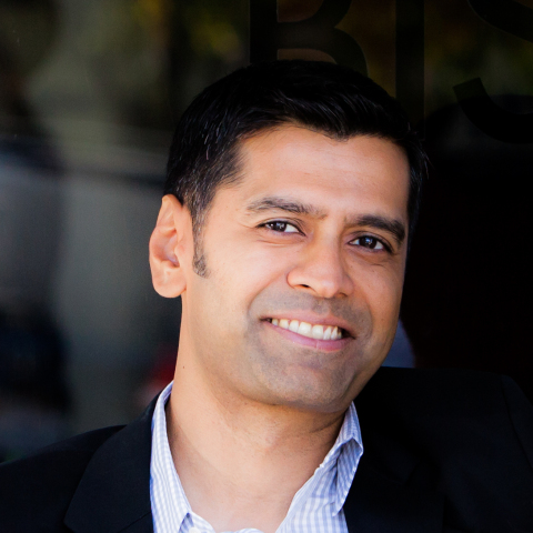 Harsh Patel, Entrepreneur in Residence, Foundation Capital (Photo: Business Wire)