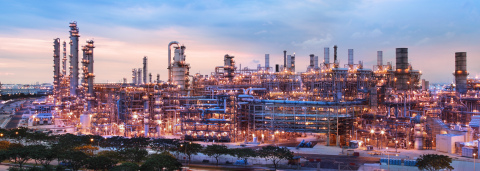 Singapore is now ExxonMobil's largest integrated petrochemical complex. (Photo: Business Wire)