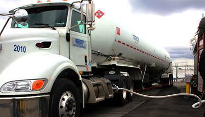GDF SUEZ Gas NA Supplying Transgas with LNG as a Vehicle Fuel (Photo: Business Wire)