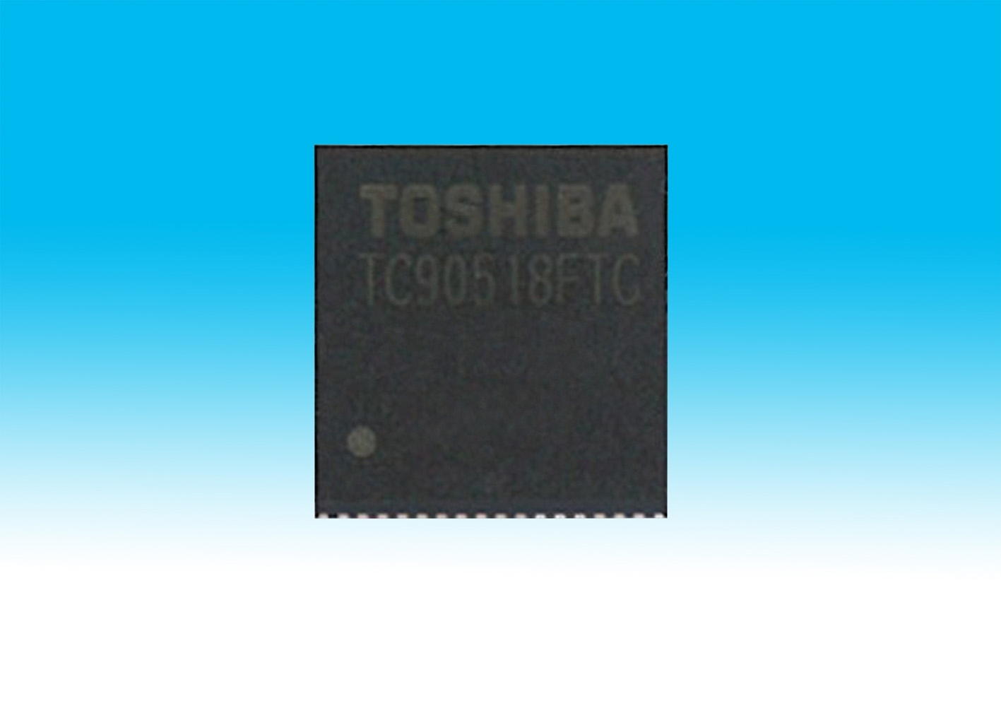 Toshiba Launches Demodulator IC for China Digital Terrestrial and ...