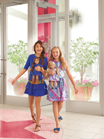 Celebrate Creativity, Reading, and Fun This Summer with American Girl (Photo: Business Wire)