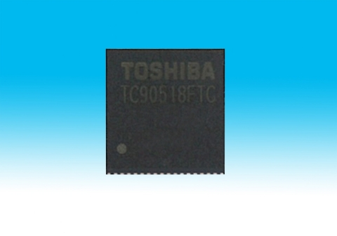 Toshiba: Demodulator IC for China Digital Terrestrial and Digital Cable Broadcasts (Photo: Business  ...