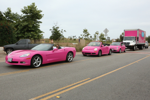 Barbie® set off today on a North America tour to find the perfect place to call home. This morning, ...