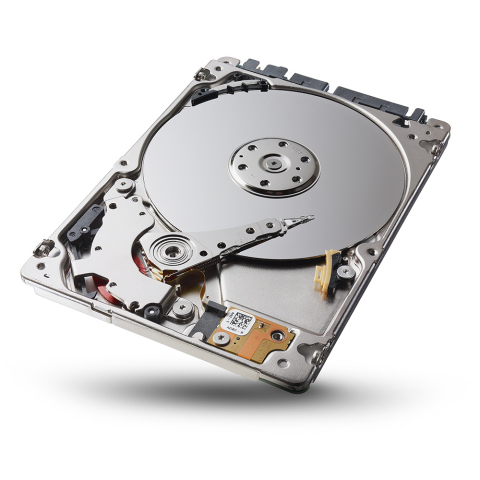 Seagate Laptop Ultrathin HDD (Photo: Business Wire)