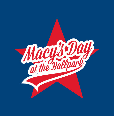"""Celebrate """"Macy's Day at the Ballpark"""" on June 9 as part of Macy's """"American Icons"""" campaign (Graphic: Business Wire)"""