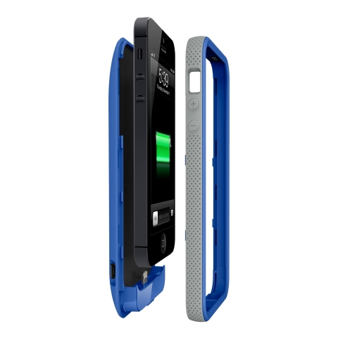 Belkin announces Grip Power Battery Case for iPhone 5 (Photo: Business Wire)