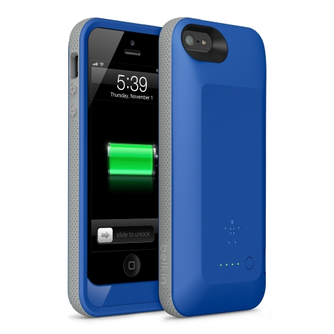 Accessory features stylish protection and doubles your iPhone's battery life (Photo: Business Wire)