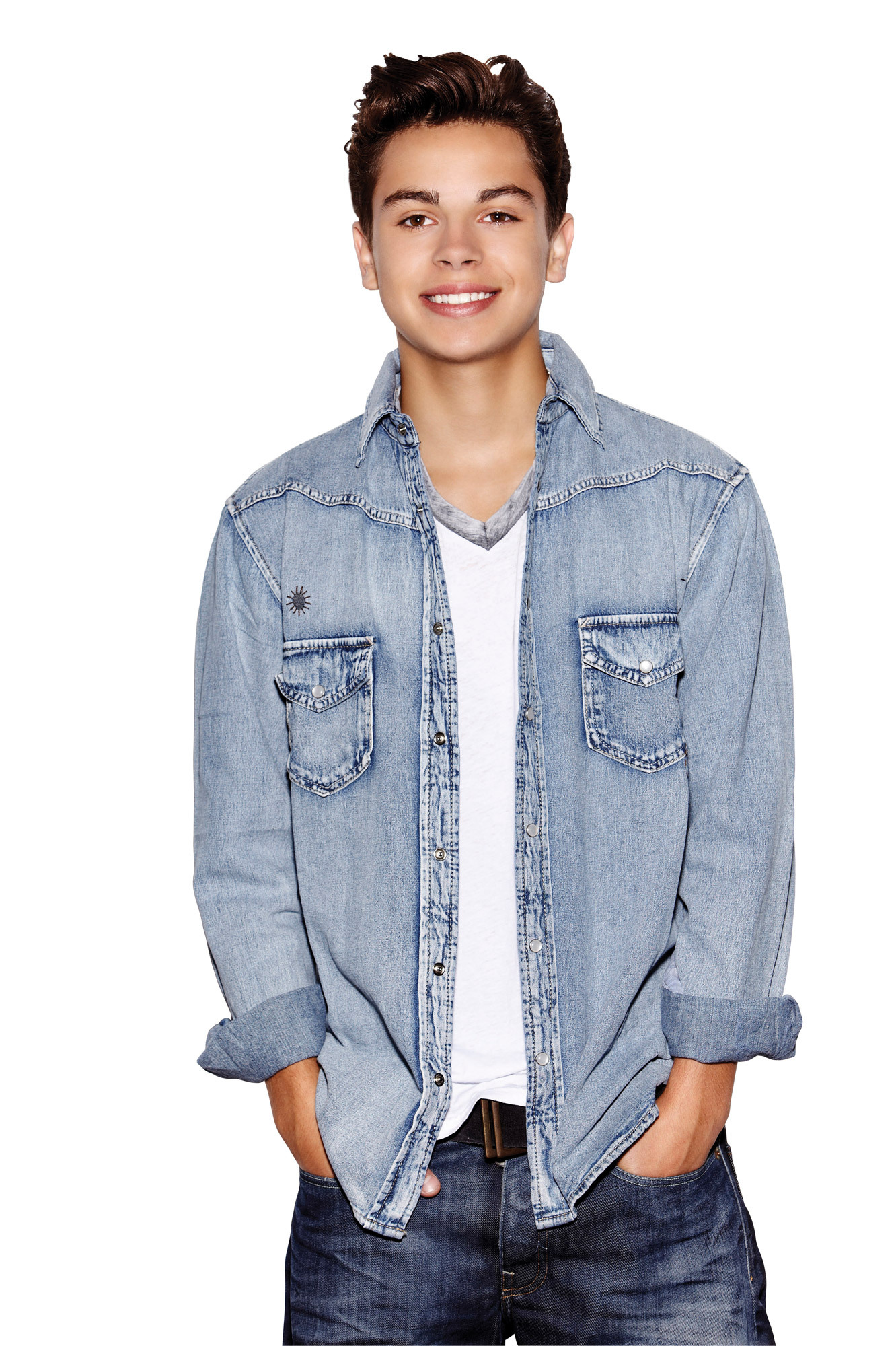 This summer, Boys & Girls Clubs of America and Staples are teaming up with teen actor Jake T. Austin, for the 6th annual Staples for Students national school supply drive to help kids get the tools they need to be successful in school and achieve great futures. (Photo: Business Wire)