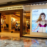 American Eagle Outfitters Launches Second Store in Sta Fe, Mexico. (Photo: Business Wire)