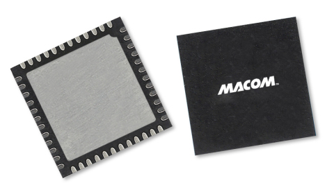The MAAM-011122 greatly simplifies reverse path system design by integrating 39dB of Gain with 31.5d ...