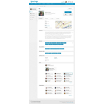 Available this month, Cornerstone OnDemand's new Universal Profiles feature aggregates user information and activities from within Cornerstone's integrated talent management system. (Photo: Business Wire)