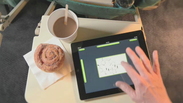 PerkinElmer Launches New Chemical Structure Drawing & Visualization Apps for iPad(R)