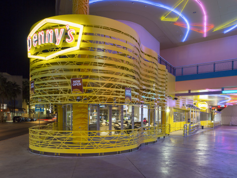 Denny's on Fremont (Photo: Business Wire)