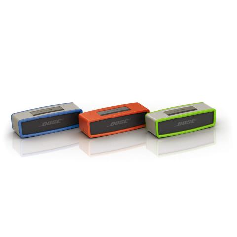 New Bose SoundLink Mini Bluetooth speaker (Photo: Business Wire)