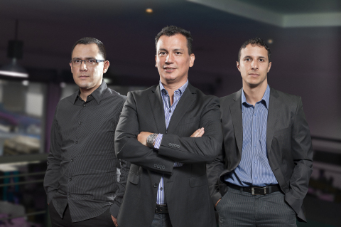 CM LatAm leadership team (left to right): Enrique Ottone, Jaime Escobar, Miguel Alvarez (Photo: Business Wire)