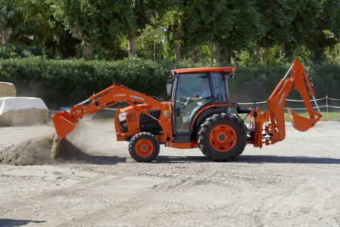 Kubota Tractor Corporation announces the addition of the Grand L60 Series to its lineup. The new ser ...